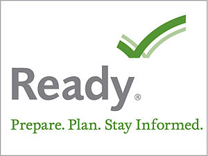 Ready Prepare. Plan. Stay Informed.