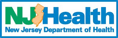 Image result for nj department of health logo