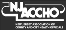 New Jersey Association of County and City Health Officials Logo