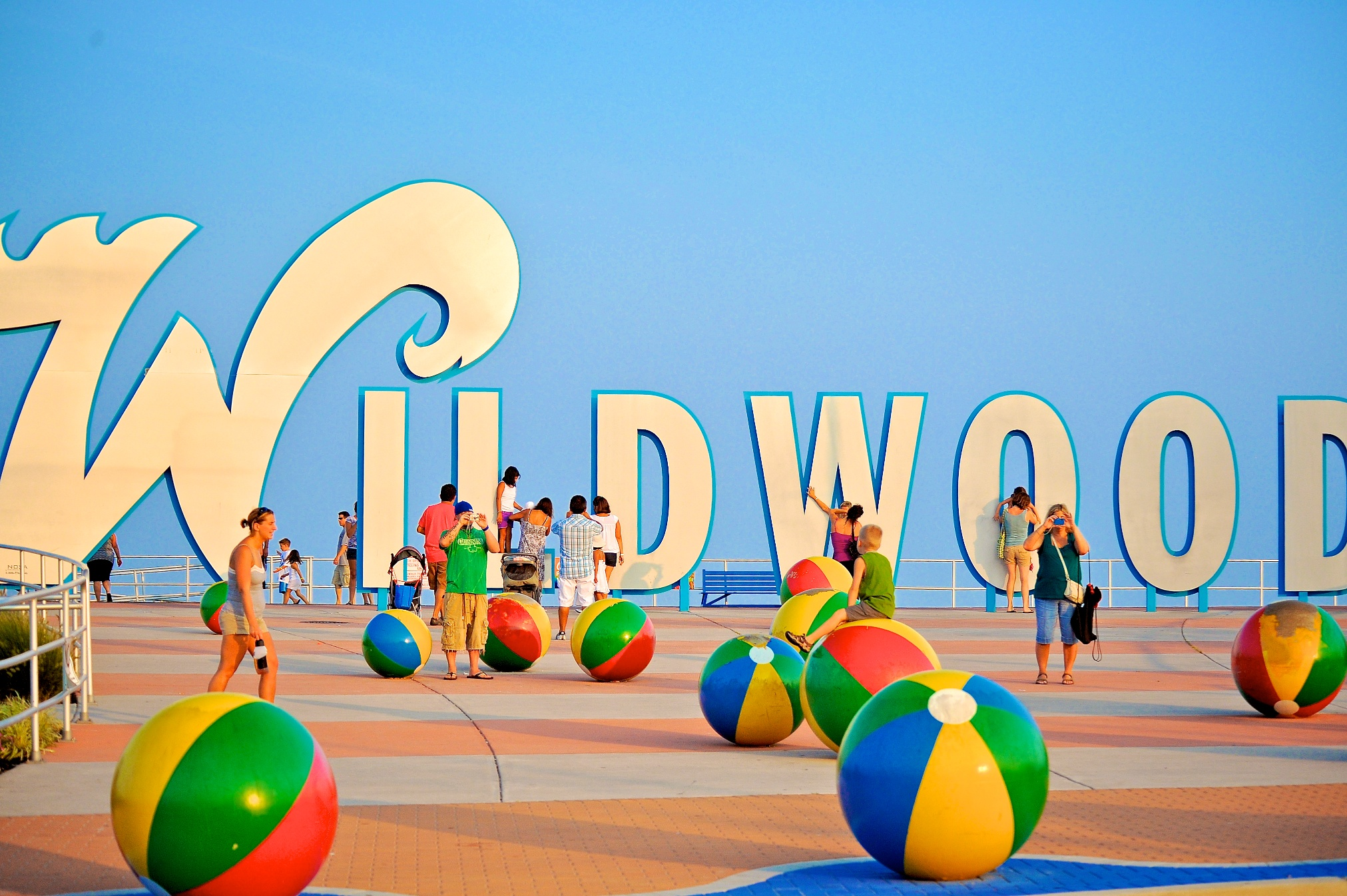 wildwood sign