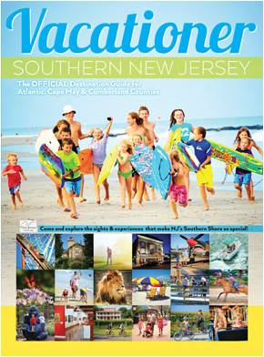 2015 Southern New Jersey Vacationer