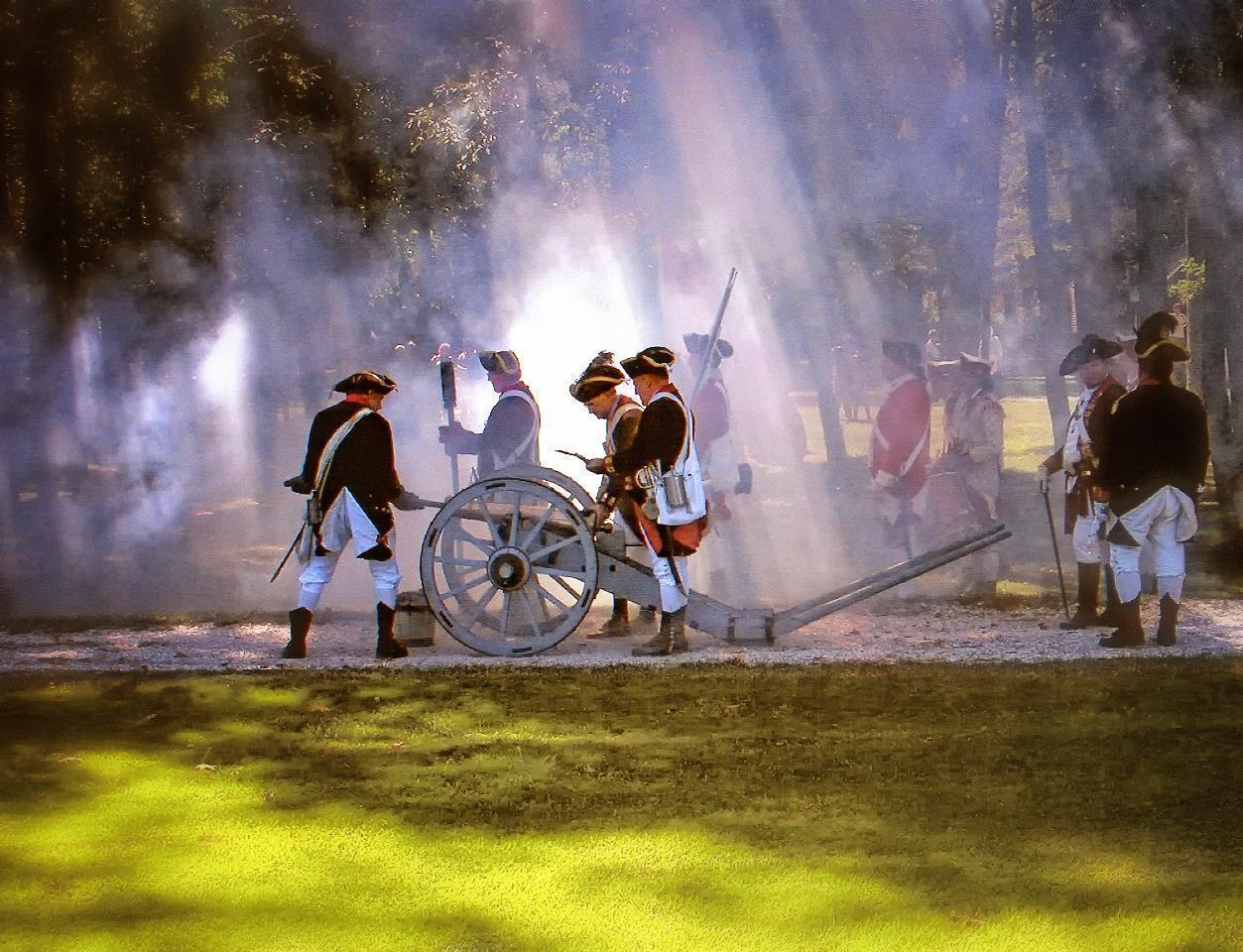 Cold Spring Village Revolutionary War Reenactment