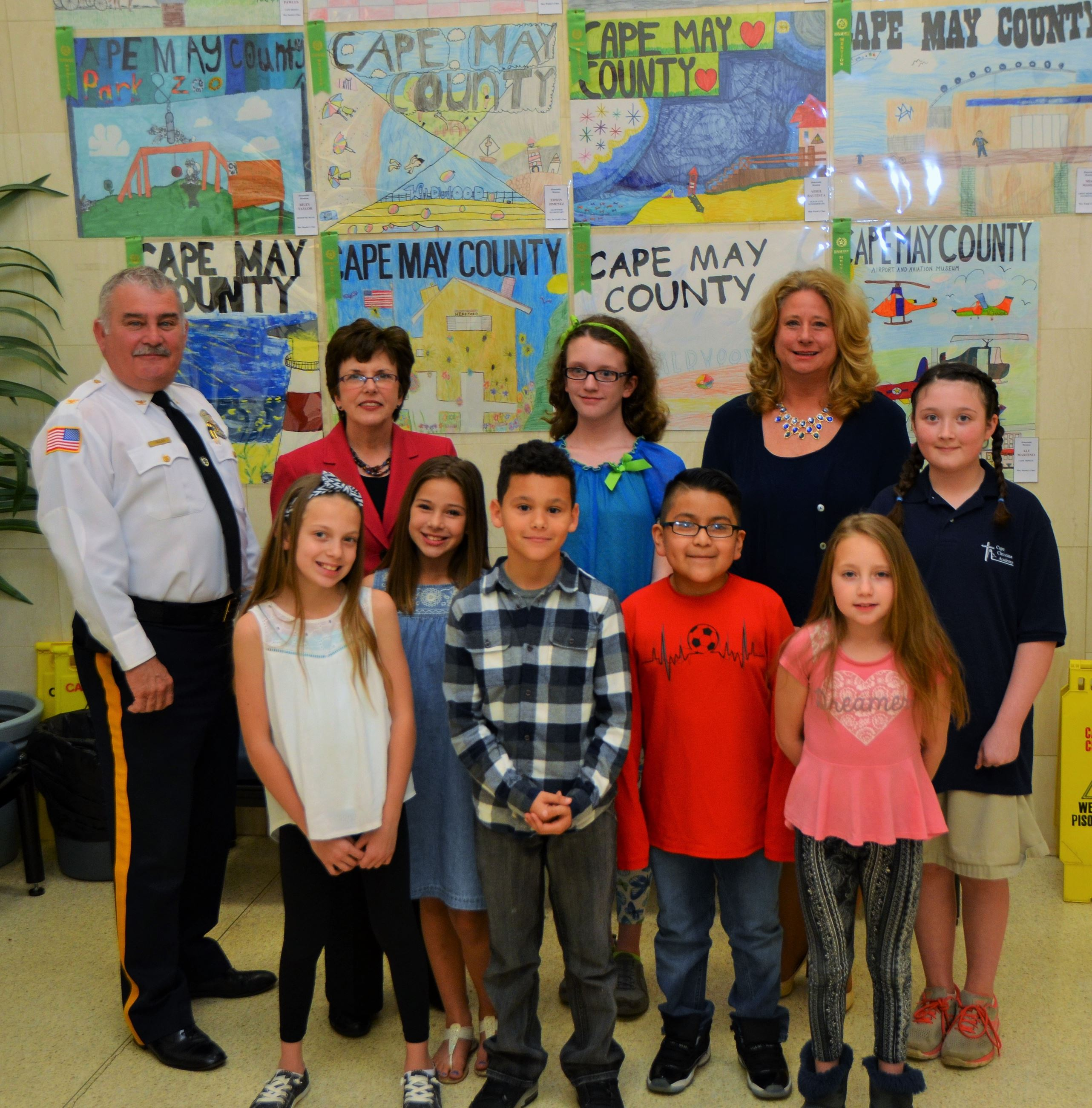 2017 My County Poster Contest Winners
