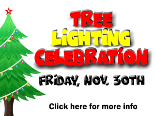 tree lighting front