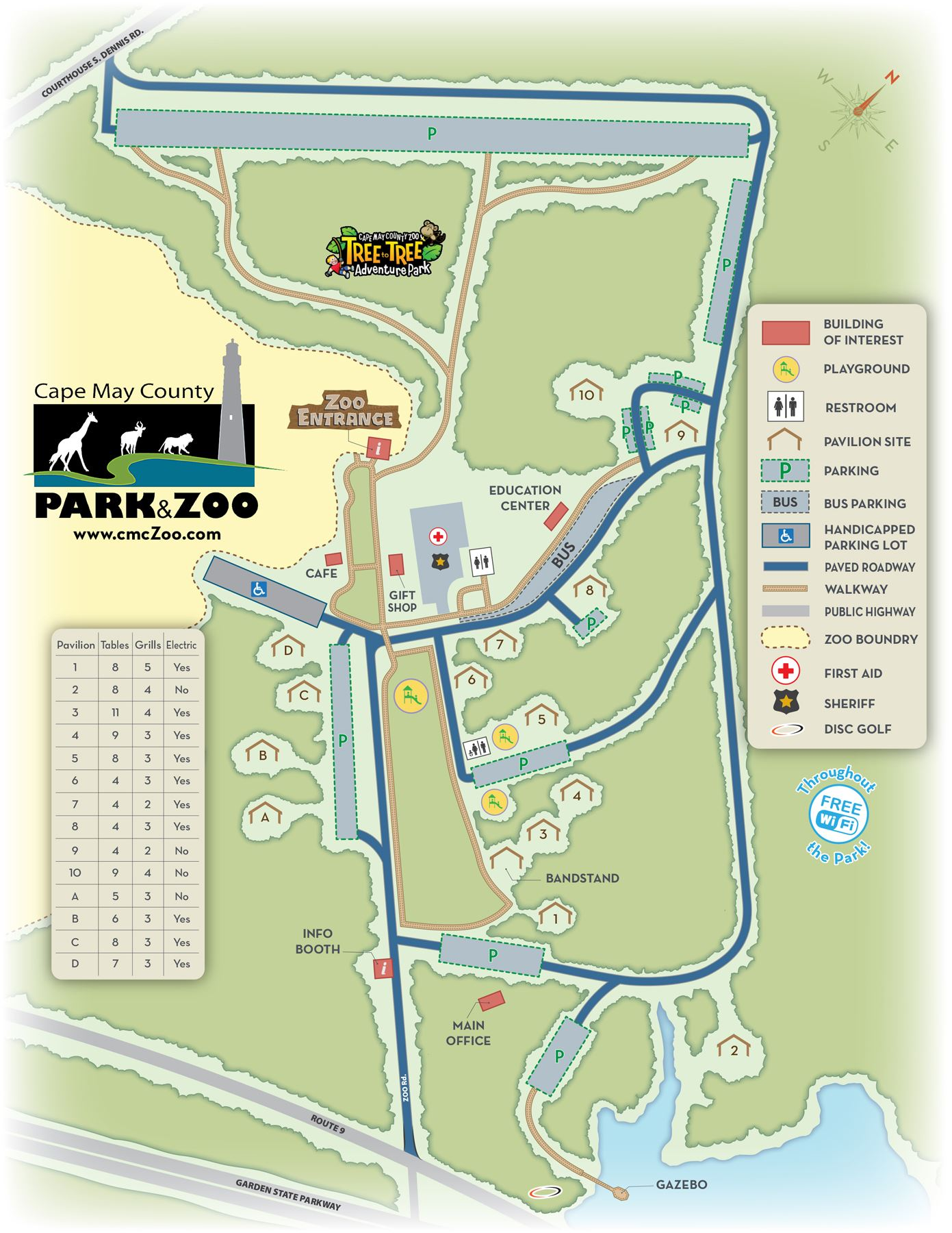Park Map small