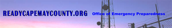 ReadyCapeMayCounty.org - Office of Emergency Preparedness