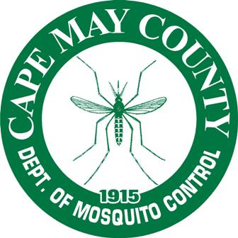 Cape May County Department of Mosquito Control Seal Since 1915