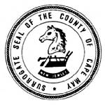 Surrogate Seal of the County of Cape May