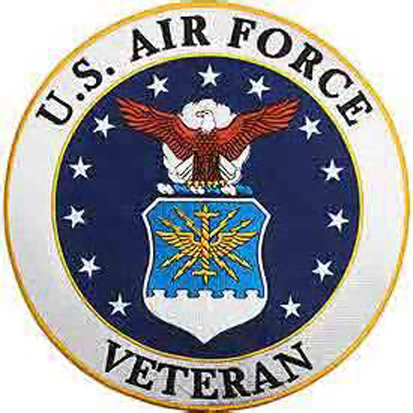 U.S. Air Force Veteran Seal