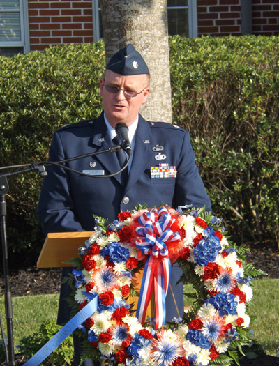 13th Annual Patriot's Day Memorial Ceremony