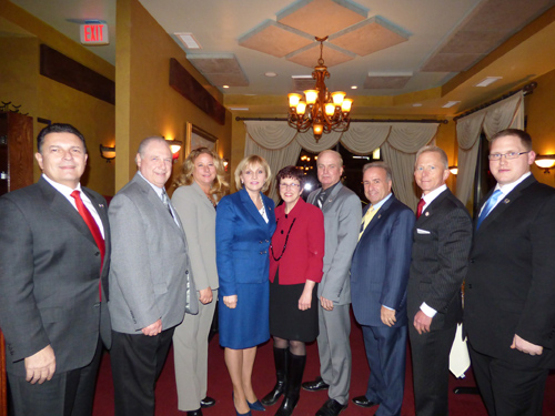 S. New Jersey Freeholders' Association Meeting