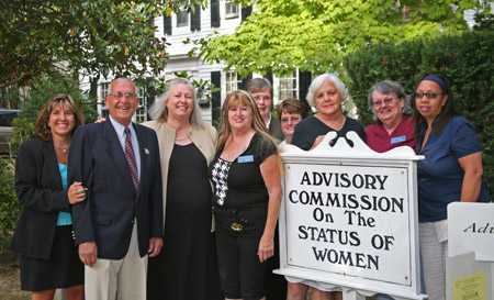 Cape May County Advisory Commission On the Status of Women Open House