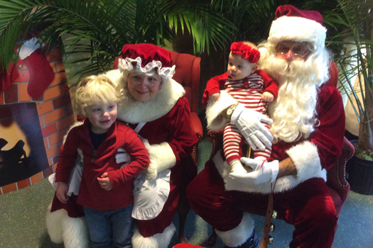 2014 Santa's Family Workshop