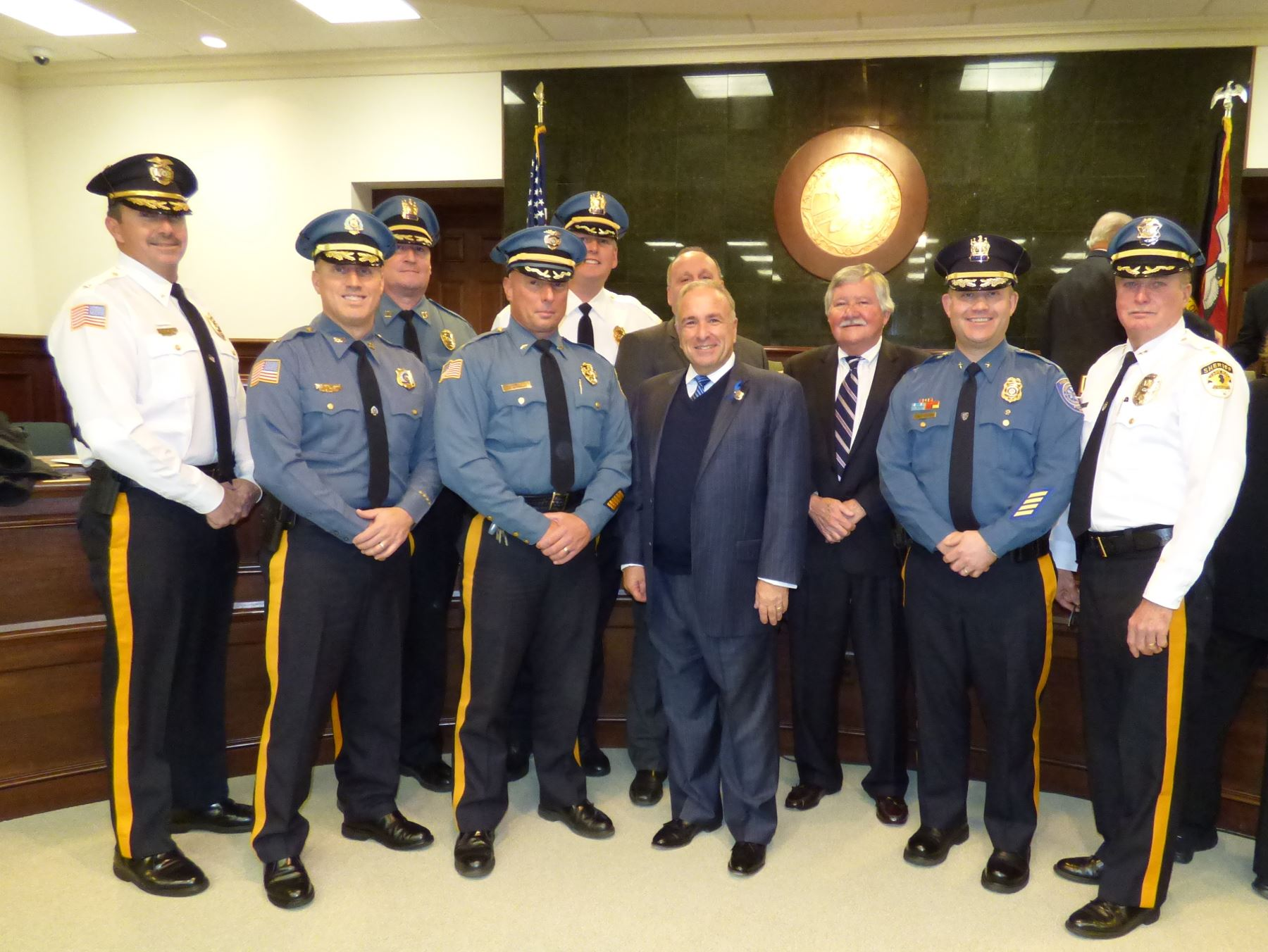 Cape May County Public Safety Officials