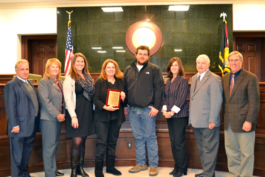 Freeholders' Meeting December 9, 2014