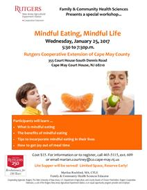 Mindful Eating, Mindful Life Photo
